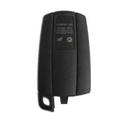 Bmw 3 Button Smart Key Shell - Thumbnail