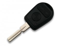 Bmw - Bmw 3 Button Key Shell (4Truck)