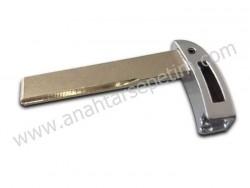 Bmw 4 Buton Smart Card Keys - Thumbnail