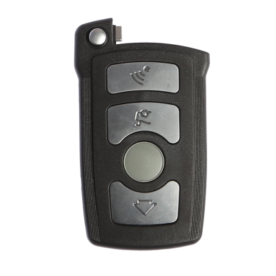 Bmw 4 Button Smart Key Shell