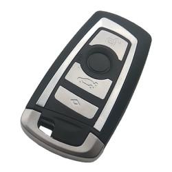 Bmw - BMW 4 button Smart Card (AfterMarket) (CAS4 HUF-5661 434 MHz Handsfree)