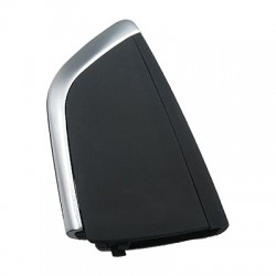 Bmw Yeni G Series 3+1 Buttons Smart Key Shell - Thumbnail