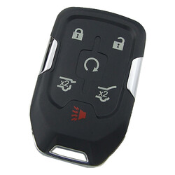 Chevrolet - Buick / Chevrolet 5+1 Buttons 433 Mhz Remote key