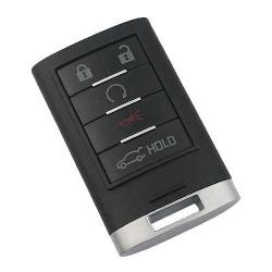 Cadillac - Cadillac Remote Key NBG009768T 315 MHZ aftermarket