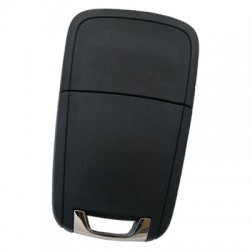 Chevrolet 2 Button Remote Key (AfterMarket) (433 MHz, ID46) - Thumbnail