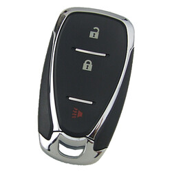 Chevrolet 2+1 Buttons 433 Mhz Remote key