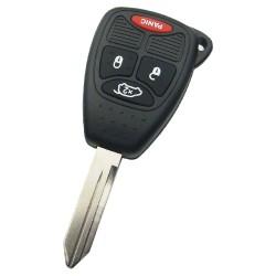 Chrysler - Chrysler Jeep Dodge Remote Key 3+1 Buttons 315MHz