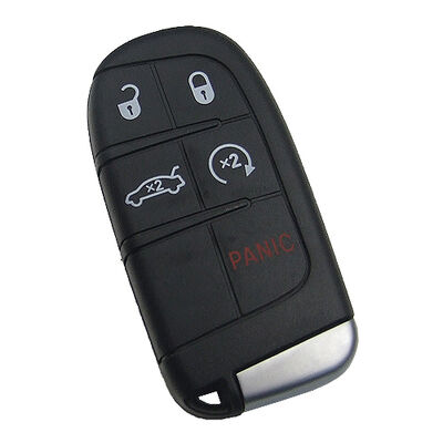 Chrysler Jeep Dodge Smart Key 4+1 buttons 433Mhz PCF7953A