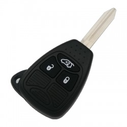 Chrysler - Chrysler/JEEP/DODG Remote Key (3button) (AfterMarket) (56040553AD, 433 MHz, PCF7961)