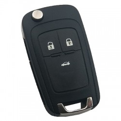 Daewoo - Daewoo 3 Buttons Remote Key (ID46, Witte, 433 Mhz, Original)