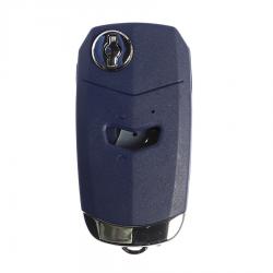 Fiat - Fiat 1 button Modified Flip Key Shell