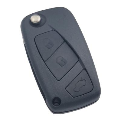 Fiat Flip Remote Key Delphi Aftermarket 433 Mhz