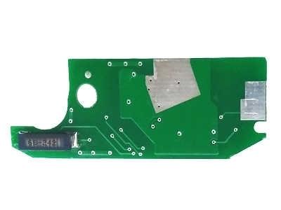 Fiat Doblo 3 Buttons Repairment Board