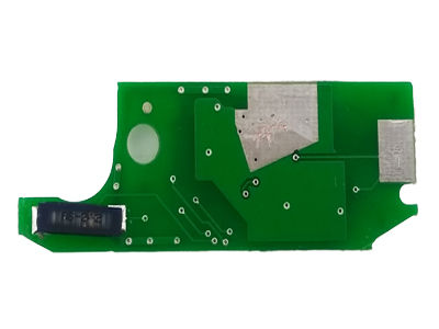 Fiat Ducato 3 Buttons Repairment Board