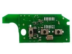 Fiat - Fiat Ducato 3 Buttons Repairment Board