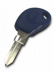 Fiat - Fiat Silca Transponder Key