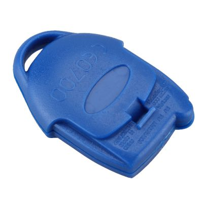 Ford 3 Button Blue Remote Key (aftermarket, 433 MHz, ID63)