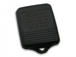 Ford 3 Buttons Adjustable Frequency Remote Control (AfterMarket) (Adj. Freq. 315 - 433 MHz) - Thumbnail