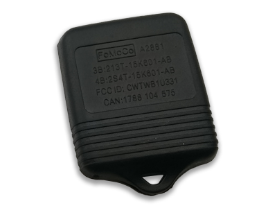 Ford 3 Buttons Adjustable Frequency Remote Control (AfterMarket) (Adj. Freq. 315 - 433 MHz)