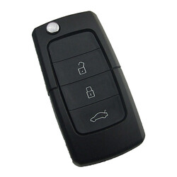 Ford - Ford 3 buttons Remote key shell