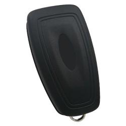 Ford 3 Button Flip Remote Key (Original) (BK2T 15K601-AA, 433 MHz) - Thumbnail