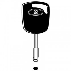 Ford - Ford Silca Transponder Key
