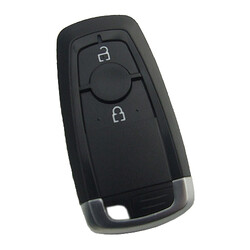 Ford - Ford Smart card key shell with 2 buttons HU101
