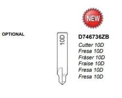 Silca - FUTURA 10D Cutter - KABA - D746736ZB