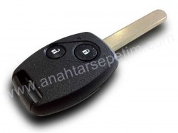 Honda - Honda 2 Buttons Remote Control (AfterMarket) (433 MHz, ID48)