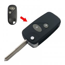 Honda - Honda 2 Buttons Modified Flip Key Shell