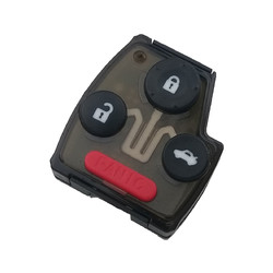 Honda - Honda Accord 2005 Remote Key Module 3+1 Buttons 315MHZ FCC ID: OUCG8D-380H AfterMarket