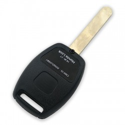 Honda Accord 3 Buttons Remote Module (AfterMarket) (After 2008, 433 MHz, ID46) - Thumbnail