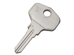 Silca - HPP1R Key Blank