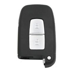 Hyundai - Hyundai 2 Button Smart Key Shell