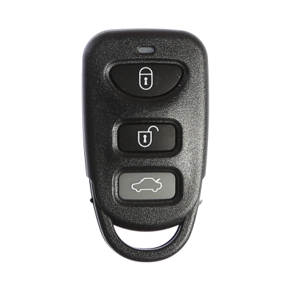 Hyundai 3 Button Key Shell