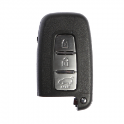 Hyundai - Hyundai Key Shell 3 Buttons For Smart Card