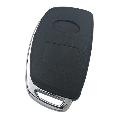 Hyundai Flip Remote Shell 3 Buttons HYN14
