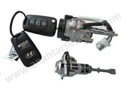 Hyundai - Hyundai i20 Lock Set