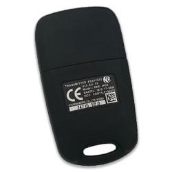 Hyundai i30 3 Buttons Flip Remote Key 2012+ (Original) (RKE-4F04, 433 MHz, ID60 80 Bit) - Thumbnail