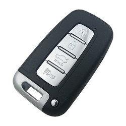 Hyundai Kia Smart Remote Key 4 Buttons 315 MHZ AfterMarket - Thumbnail
