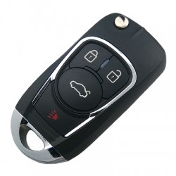 Keydiy - KD GM Type Remote Key B22-3+1
