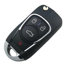Keydiy - KD GM Type Remote Key B22-3+1