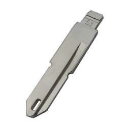 Renault - KD Renault Key Blade NE72