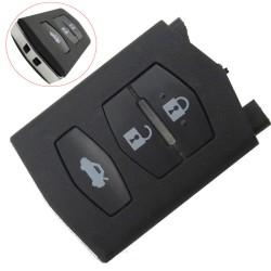 Mazda - Mazda Key Shell 3 Button