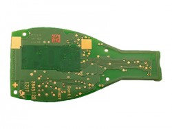 Mercedes BGA Original Board for Repairment NonHandsfree 315 Mhz - Thumbnail