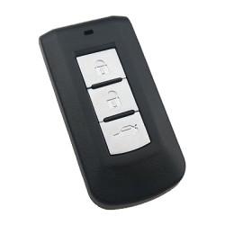 Mitsubishi - Mitsubishi 3 Buttons Smart Key Shell
