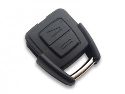 Opel - Opel Astra G Remote Shell 2 buttons