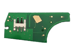 Opel Astra H 3 Buttons Repairment Board - Thumbnail