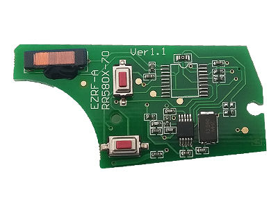 Opel Astra H 3 Buttons Repairment Board