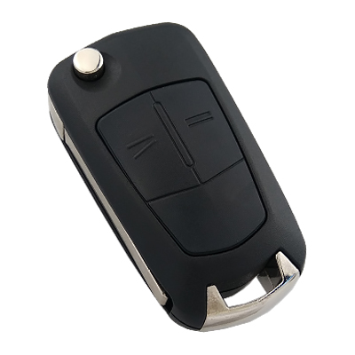 Opel Astra H - Zafira B 2 Button Remote Key (AfterMarket) (433 MHz, ID46)